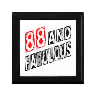 88 y fabuloso