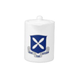 88th Infantry Regiment - Ride The Storm Teapot