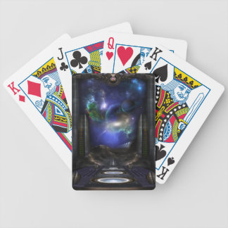 89-123-A9p2 Arsairian 7 Reporting Bicycle Playing Cards