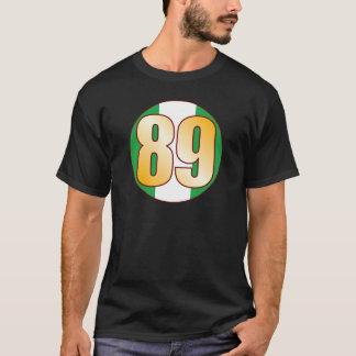 89 NIGERIA Gold T-Shirt