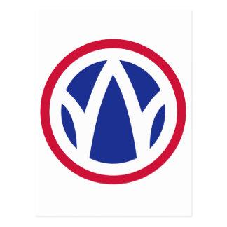 89.o Brigada del mantenimiento Tarjeta Postal
