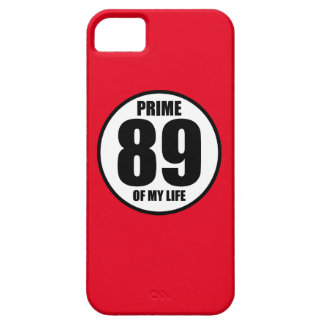 89 - Prime of my life iPhone SE/5/5s Case