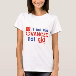 89 year old birthday designs T-Shirt