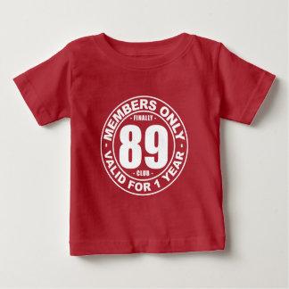 89 year survivor baby T-Shirt