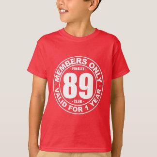 89 year survivor T-Shirt