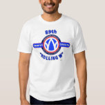 """89TH INFANTRY DIVISION """"ROLLING W"""" DIVISION T-Shirt"""
