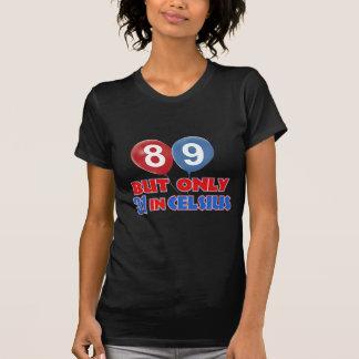 89th year birthday designs T-Shirt