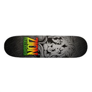 8.0 Complete Skateboard Deck