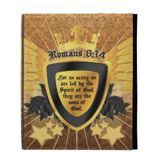 8:14 de los romanos del oro, hijos de dios
