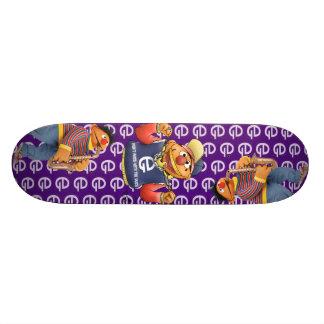 "8 1/2""  Ernie Gang Skateboard"