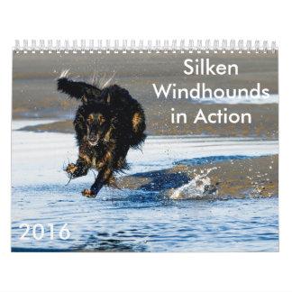 8 2016 Silken Windhounds in Action Calendar