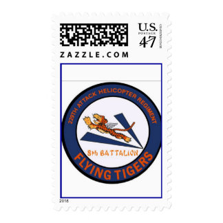 8-229 AVN Flying tigers stamp