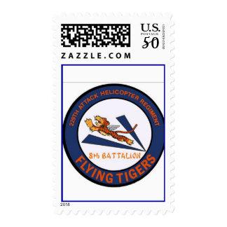 8-229 AVN Flying tigers stamp