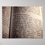 8:28 de los romanos [impresión] poster