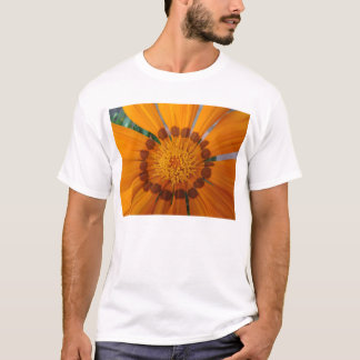 8 6 2009 137, Orange Flower T-Shirt