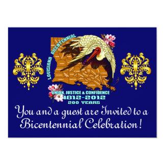 """8,75"""" bicentenario x 6,5"""" notas importantes abajo invitación 16,5 x 22,2 cm"""
