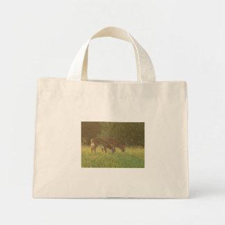 8 7 2009 067, Fawns Mini Tote Bag