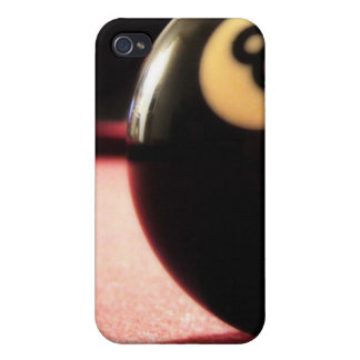 8 bal iPhone 4 cover