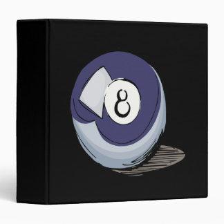 8 Ball 2 Binder