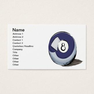 8 Ball 2 Business Card