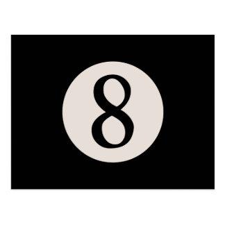 8-Ball 8 Postal