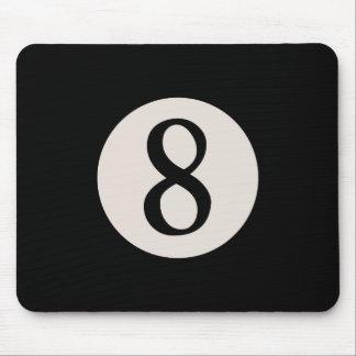 8-Ball 8 Tapete De Ratón