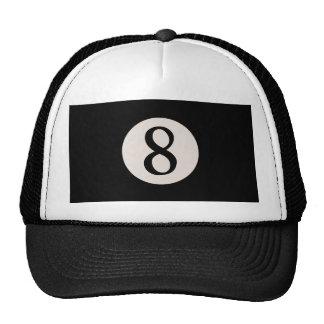 8-Ball 8 Trucker Hat