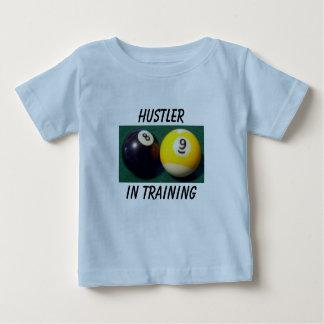 8-Ball 9-Ball Baby T-Shirt
