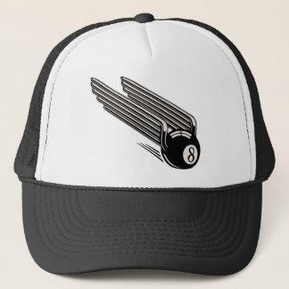 8-Ball - Aero Wings Trucker Hat