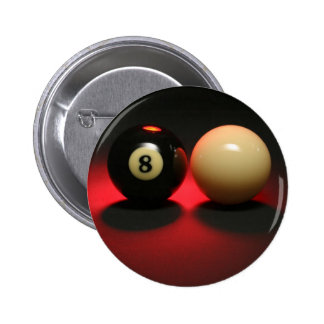 8 Ball and Cue Ball Button