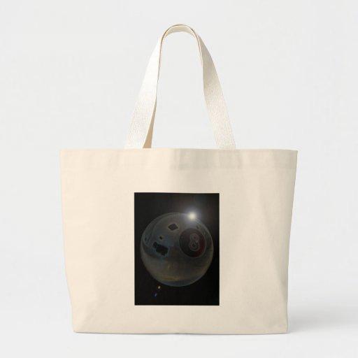 8-ball bag