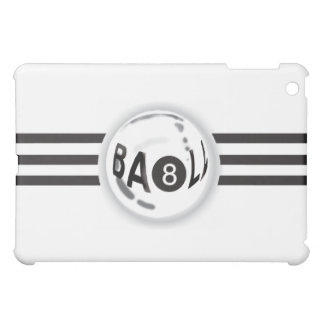 8 Ball Black Stripes Case For The iPad Mini