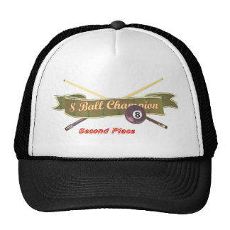 8 Ball Champion Mesh Hat