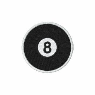 8 Ball Polo