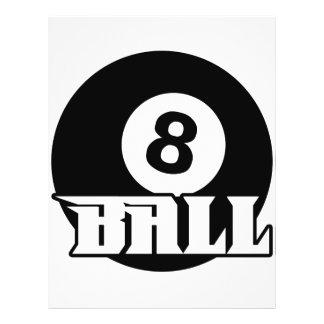 8 Ball Flyer