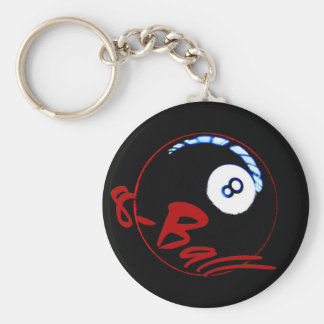 8-ball gifts & greetings keychain