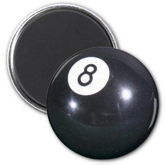 8 Ball Fridge Magnet