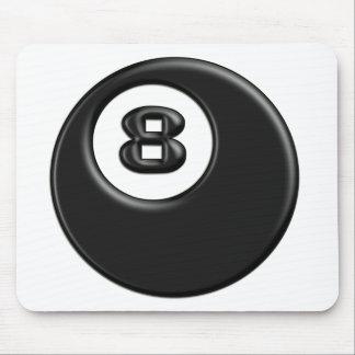 8 BALL MOUSE PAD