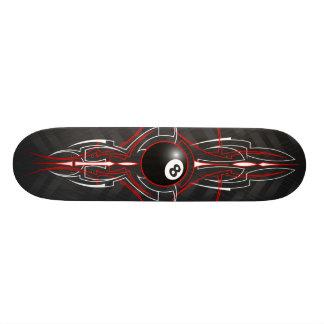 8-Ball Old School Pinstripe Board