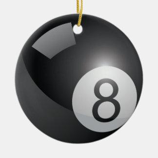 8 Ball Ornaments