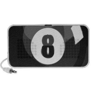8 Ball Pool Laptop Speaker