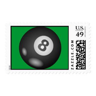 8 Ball Postage