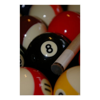 8 ball print