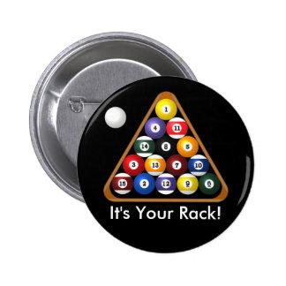8-ball Rack buttons