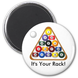 8-ball Rack magnets