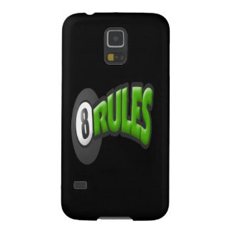 8 Ball Rules Case For Galaxy S5