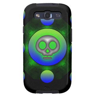 8 Ball Skull 2 Galaxy S3 Case