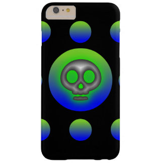 8 Ball Skull 2 Barely There iPhone 6 Plus Case