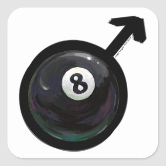 8 Ball Stickers