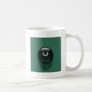 8-Ball Tazas De Café